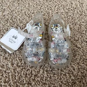 Zara Disney collaboration baby jelly's size US 2